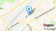 Mos Teknorot на карте