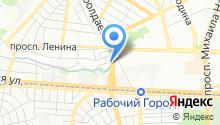 Бро на карте