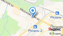 Pin-code на карте