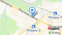 Megapixel на карте