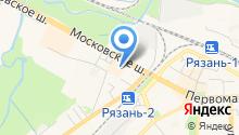 ADIDAS Дисконт-центр на карте