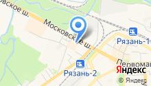 InРost на карте
