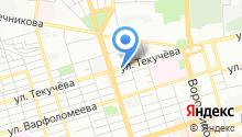 Aerostar MSK на карте