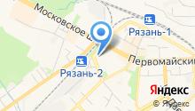 Print Service на карте