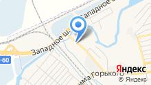 Ростовский ГазоБетон на карте
