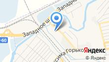 ТРАКДОКТОР на карте