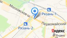 Sekira-shop на карте