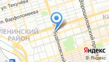 De Lux Mozart House на карте