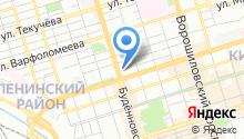 DDoS-GUARD на карте