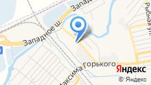 Кирпич+ на карте
