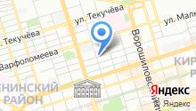 Antalis на карте