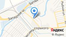 АЗС Алекс на карте
