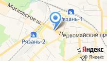 #Paprika на карте