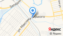 Лавриненко Р.А. на карте