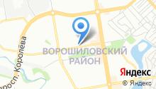 DE-FIT на карте