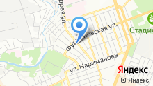 CAREX PARTS на карте