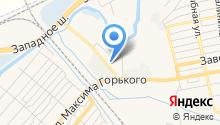 Служба судебных приставов по г. Батайск на карте
