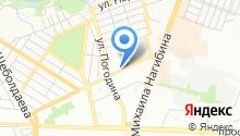 #БУДЬТЕКРАСИВЫМИ на карте