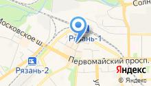 ЕВРОФЛОР на карте