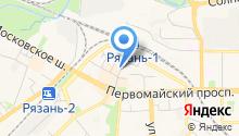Центр одежды и обуви на карте