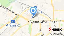 CafeФontan на карте