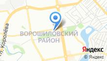 LOGO-ROSTOV на карте