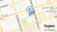 CHICAGO на карте