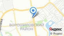 Bronza на карте