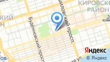 Central Park на карте