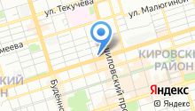 A.R.Line на карте
