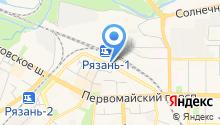 KidsGo на карте