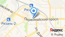 Pay.Travel на карте