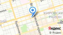 E-style на карте