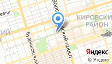 На Пушкинской на карте
