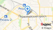Pavlov`s design на карте
