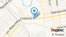 Автоломбард Батайск на карте