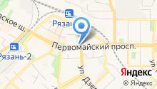 DiplomRzn.ru на карте