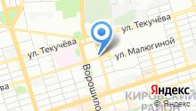 #ЯШЕФ на карте