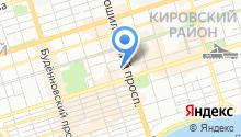 1-й мобильный сервис на карте
