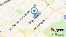 транспортная компания грузоперевозки-рзн на карте