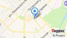 GSM Рязань на карте