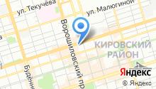 Dинамик Тюнинг & Автозвук на карте