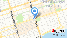 Яркий фотомаркет на карте