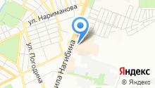 BORK на карте
