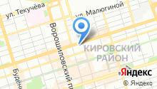 ARNI на карте