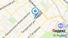 Кафе-бар на Пушкина на карте