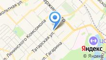 SprintNet на карте