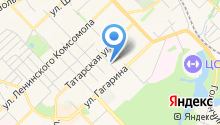 Nesso.ru на карте