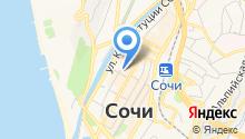 Beer & Fish Sochi на карте
