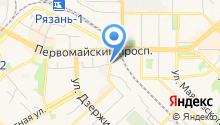 AVI62.ru на карте
